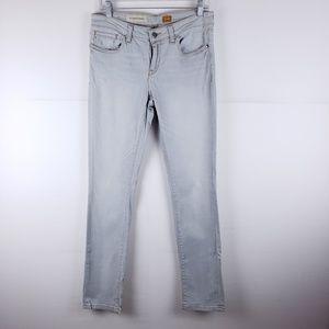 Pilcro Letterpress Straight Leg Jeans size 28